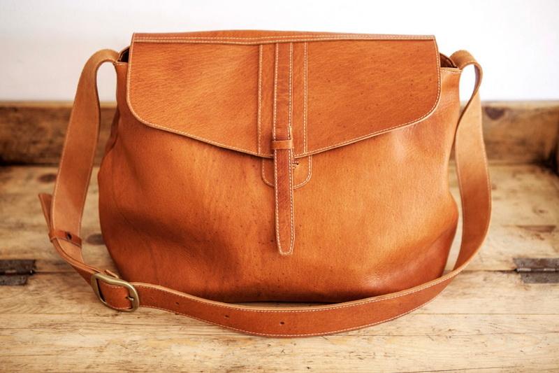 چگونه از کیفهای چرم نگهداری کنیم؟