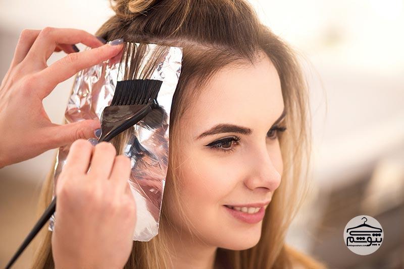 نکات کلیدی قبل از رنگ کردن موهانکات کلیدی قبل از رنگ کردن موها
