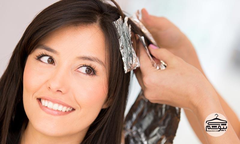 نکات کلیدی قبل از رنگ کردن موها