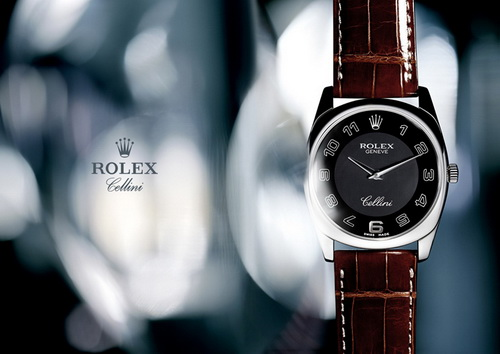 رولکس برند لوکس دنیای ساعت های مچی