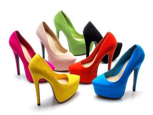 تاثیر کفش پاشنه بلند بر روی زانو