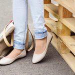 انتخاب کفش زنانه باتوجه به فرم پا