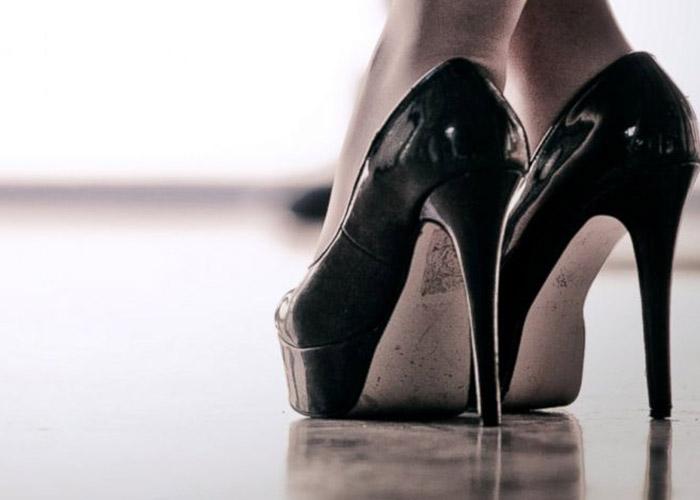 کفش پاشنه بلند و نکات مربوط به آن