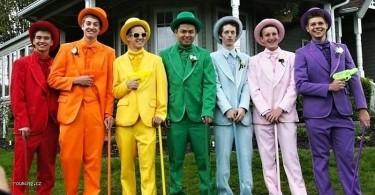 ارتباط شخصیت افراد و رنگ لباس