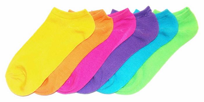 چه نوع جورابی را با لباس هایم بپوشم؟