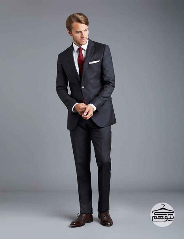 آقایان خوش تیپ؛ می دونید چجوری باید کت و شلوار انتخاب کنید؟