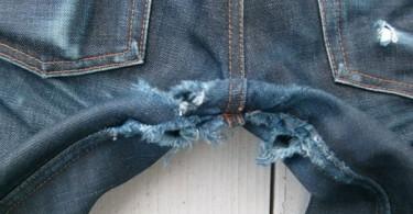 برخی از عواملی که در پاره شدن خشتک شلوار جین موثر اند