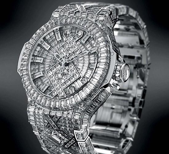 ساعت مچی 5،000،000 دلاری Hublot's