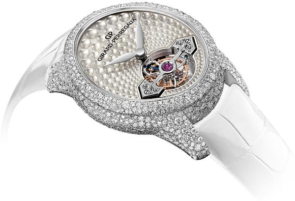 ساعت مچی 500،000 دلاری Girard-Perregaux