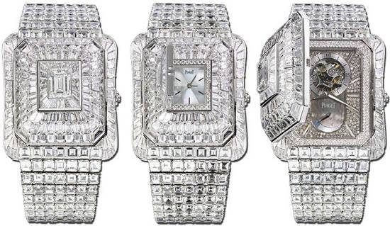 ساعت مچی 3،500،000 دلاری Piaget Emperador Temple