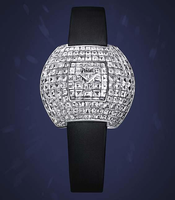 ساعت مچی 540،000 دلاری Piaget Limelight Party Disco Ball