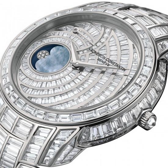 ساعت مچی 800،000 دلاری Vacheron Constantin Kalla Lune