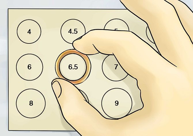 دو روش ساده برای انتخاب سایز انگشتر