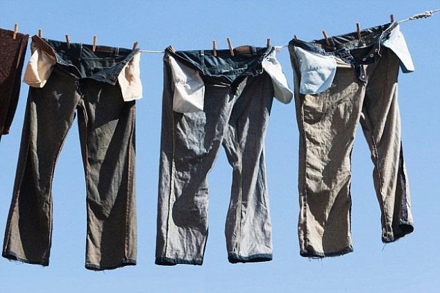 نحوه شستشوی شلوار جین با ماشین رختشویی