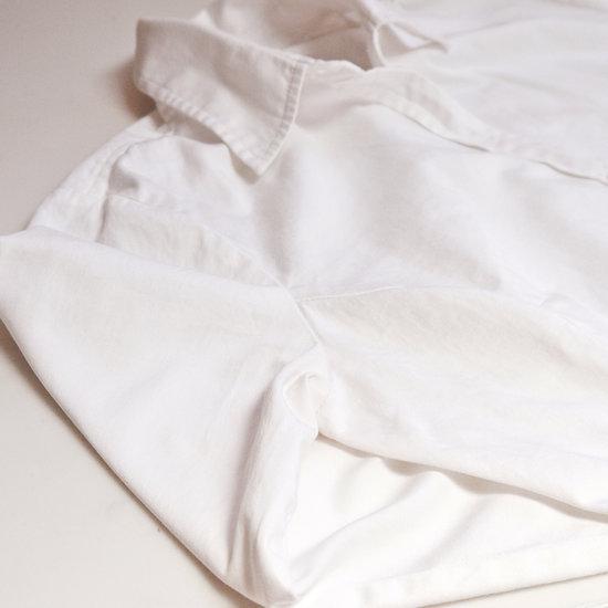 چگونه لکه عرق زیر بغل را از پیراهنم پاک کنم؟