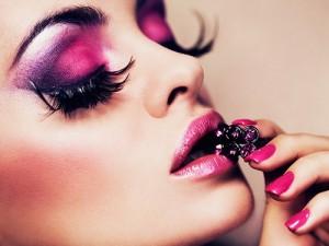 آیا میدانستید آرایش شما می تواند دیگران را بیمار میکند؟