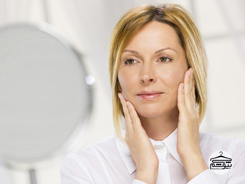 چروک صورت و پوست چیست؟