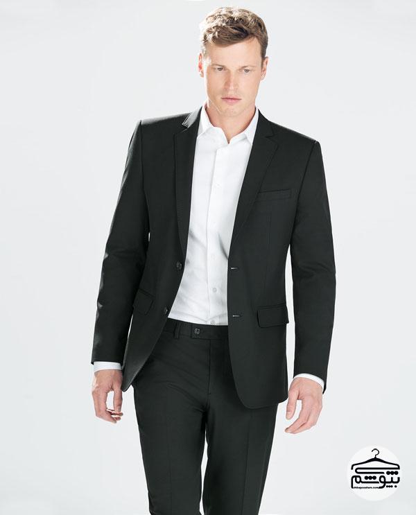 9 رنگ کت و شلواری که باید در کمد خود داشته باشید