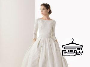 لباس عروس باید چه رنگی باشه؟