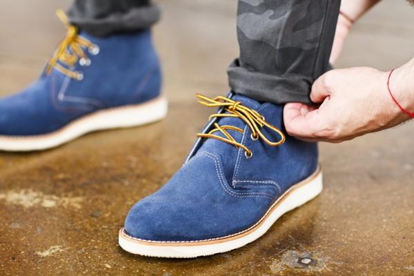 بهترین روش های تمیز کردن کفش جیر