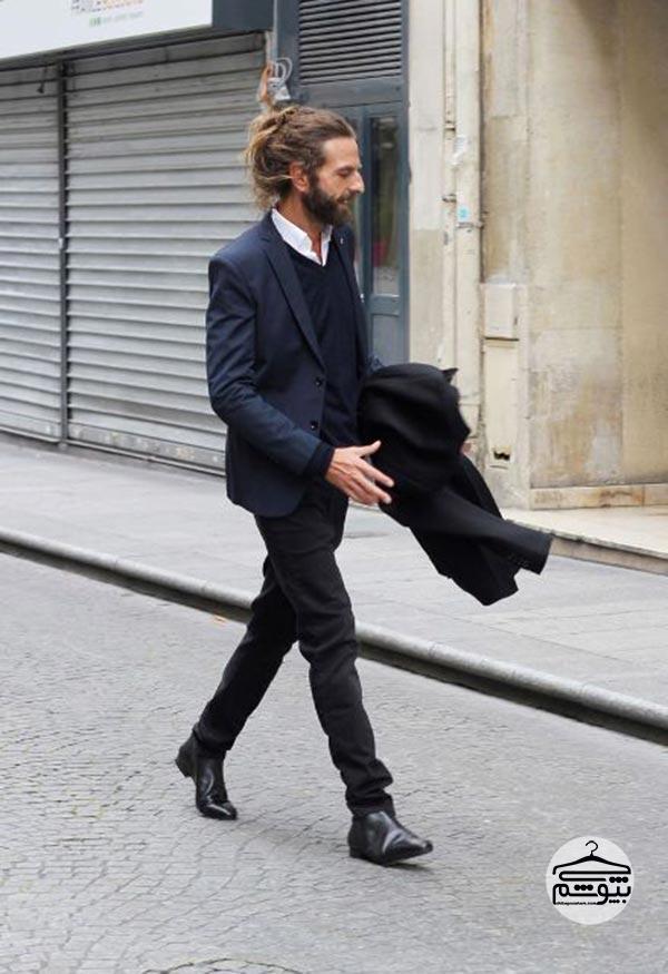 مقایسه میزان رسمی بودن کفش مردانه مشکی و قهوهای