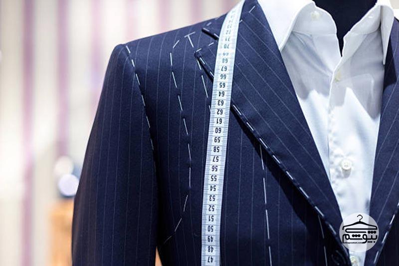 چطور سایز لباس را اندازه گیری کنید