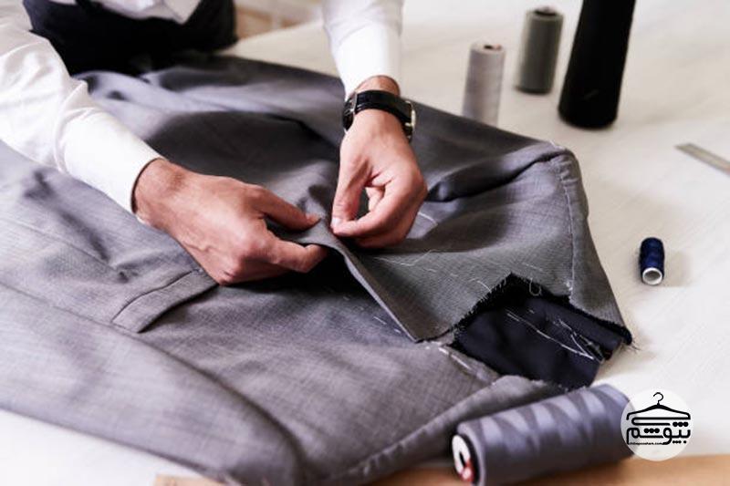 نشانههای سایز بندی لباس