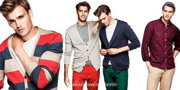 انتخاب لباس مردانه با توجه به تناسب اندام