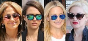 معرفی سه برند عینک آفتابی