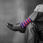 ۵ دلیل برای پوشیدن جوراب های رنگی و روشن!