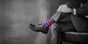 5 دلیل برای پوشیدن جوراب های رنگی و روشن!
