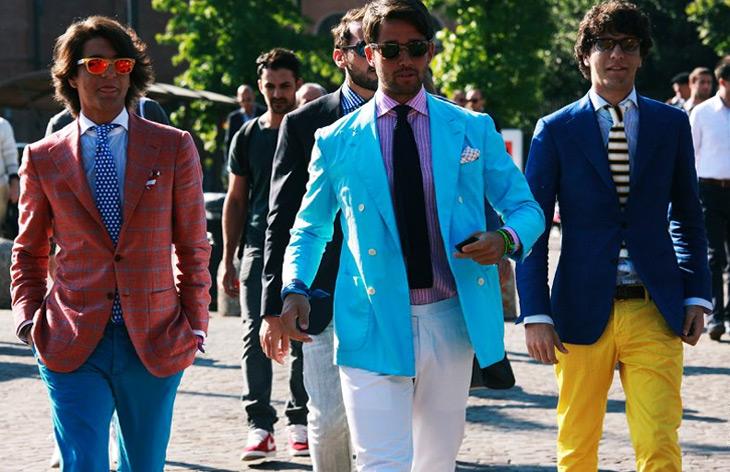 ترکیب رنگ های مناسب پوشاک آقایان باید چگونه باشد؟