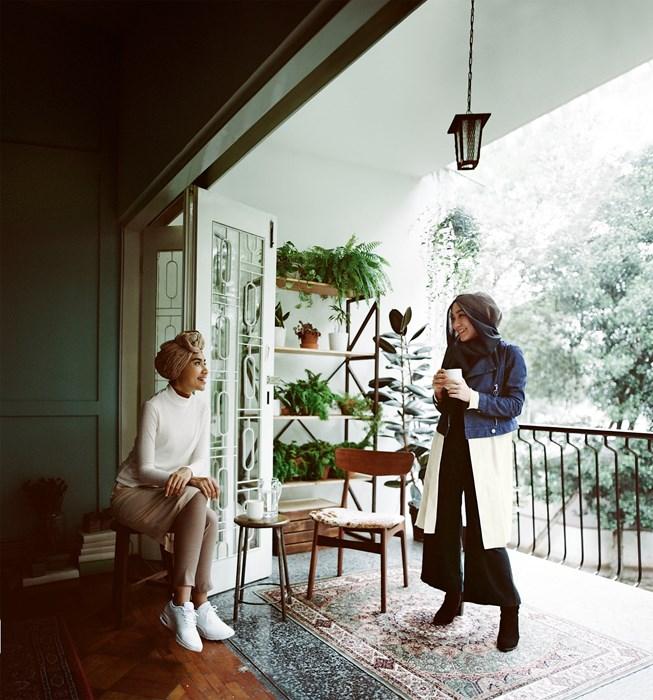 آشنایی با طراح اولین برند در حوزه ی حجاب در اروپا