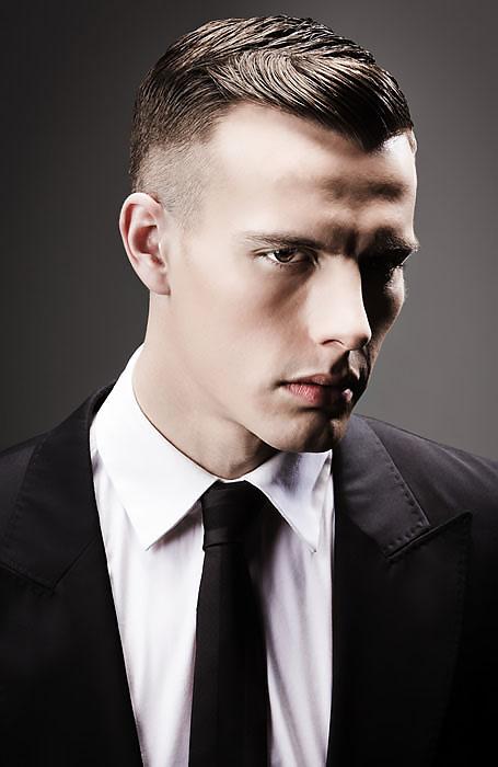 مدل موی مردانه کوتاه