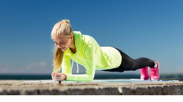 5 تمرین جدی برای لاغری