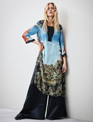 مدل های لباس مجلسی جدید کمپانی H&M