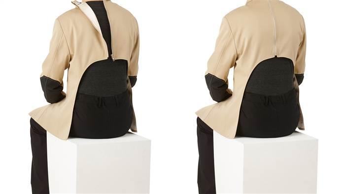 شرکتی که لباس های مخصوص معلولین تولید می کند.
