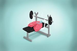 روش صحیح تنفس حین تمرین بدنسازی
