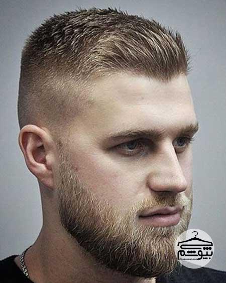 مدل موی مردانه خیلی کوتاه
