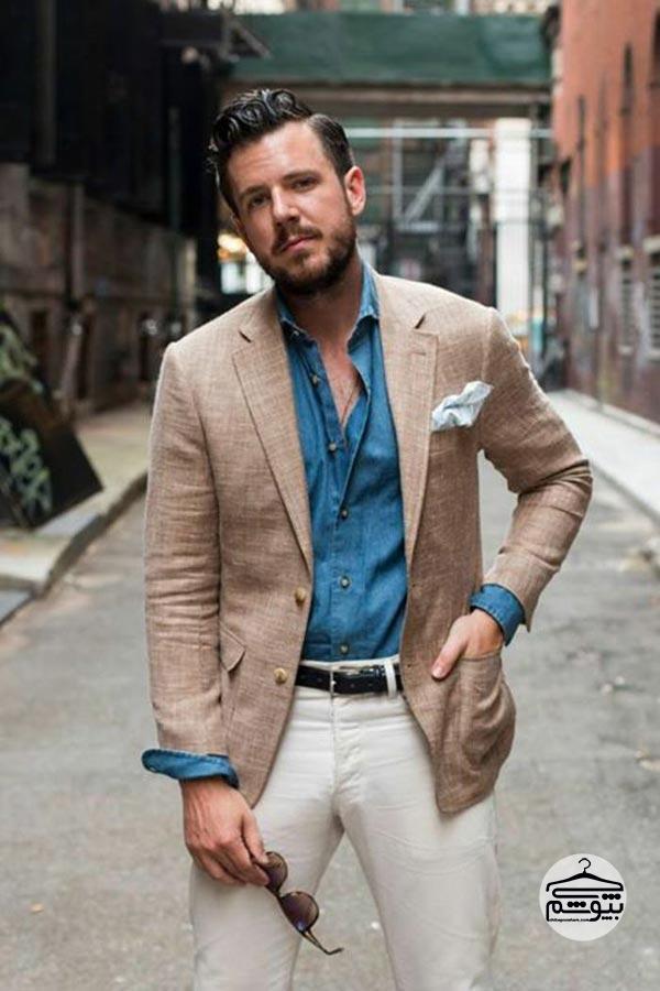 جدیدترین مدلهای کت تک و اسپرت مردانه