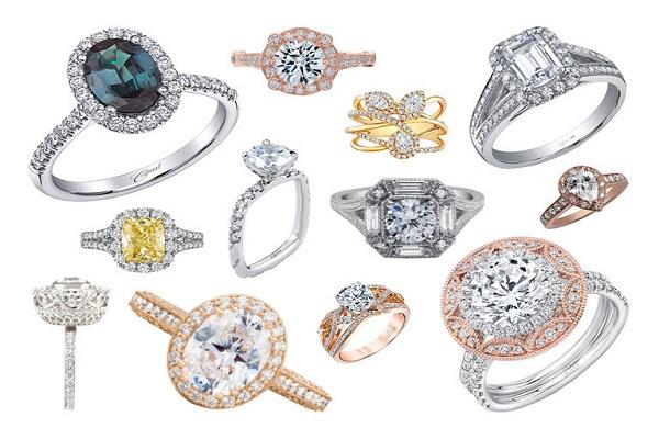 17 مدل از بهترین حلقه های نامزدی