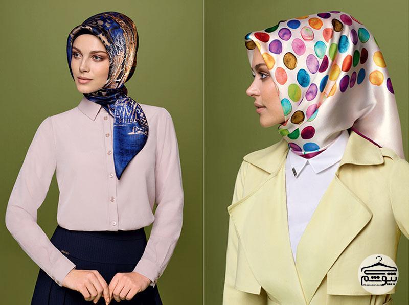 مانتو های طرح دار تابستانه برای دختر خانم های شیک پوش