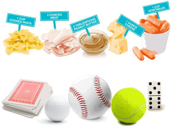 انتخاب وعده ی غذایی: مهمترین مساله در کاهش وزن