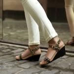 ۱۲ مدل کفش- صندل بهاره