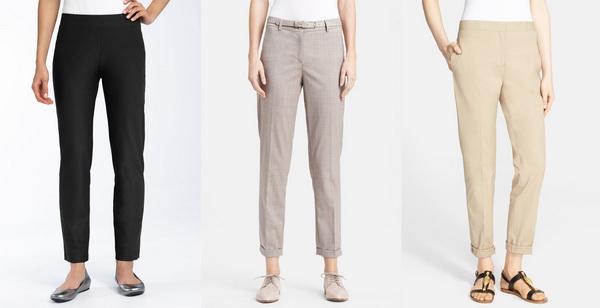 سبک جدیدی از شلوارهای زنانه برای بهار و تابستان