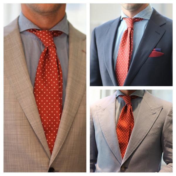 ساده ترین روش بستن گره کراوات کدام است؟