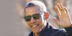 عینک آفتابی باراک اوباما از کدام برند است؟