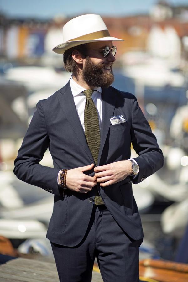 کلاهی تابستانی برای هر جنتلمن شیک پوش