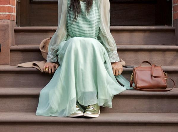 10 مدل لباس رنگ پاستلی در سال 2016