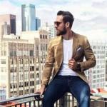 ۴ راه برای پوشیدن کت اسپرت